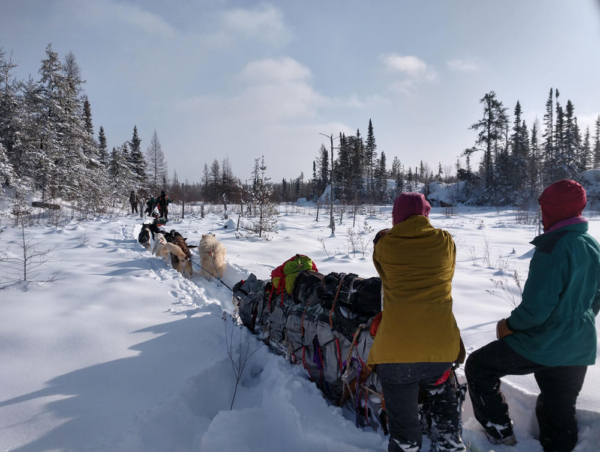 Zimní trénink instruktorů, foto: Neal Smeltzer